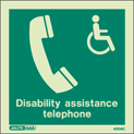 4004C - Jalite Disability assistance telephone