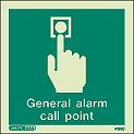 4155C - Jalite General alarm call point