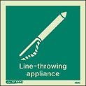 4518C - Jalite line throwing appliance - IMPA Code: 33.4118 - ISSA Code: 47.541.18