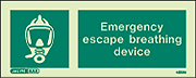 4523M - Jalite Emergency Escape Breathing Apparatus