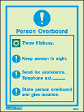 5521D - Jalite Persons Overboard