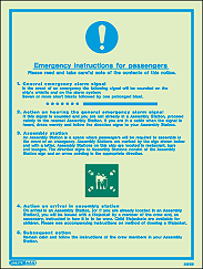 5581DD - Jalite Assembly Station Emergency Notices
