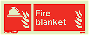 6310M - Fire Blanket Sign