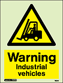 7509D - Jalite Warning Industrial vehicles