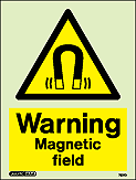 7521D - Jalite Warning Magnetic Field